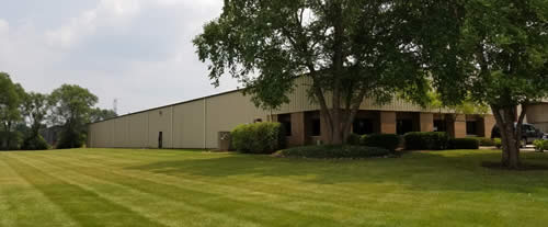 Barco Stamping facility in West Chicago, Illinois