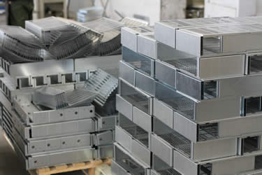 Fabricated Metal Enclosures